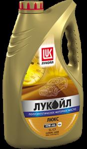 ЛУКОЙЛ ЛЮКС 5W-30, 5W-40, 10W-30, 10W-40, API SL/CF