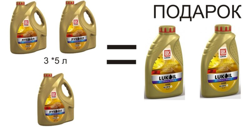 Акции и Скидки «Лукойл»